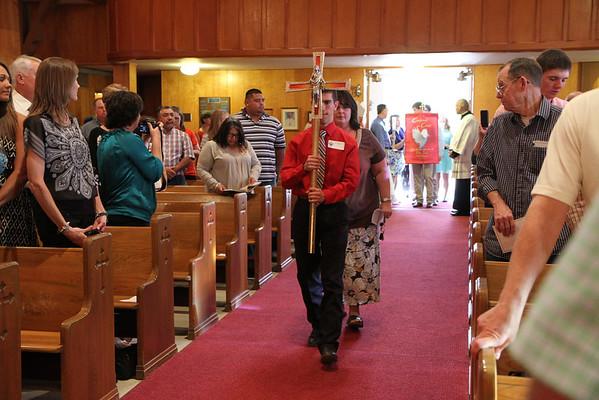 2013 St. Ambrose Confirmation
