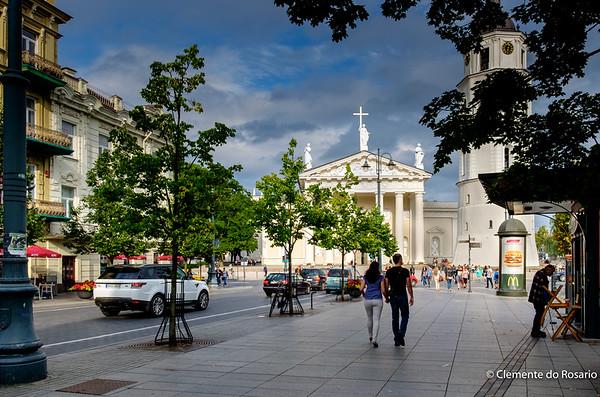 Lithuania, Stockholm, Copenhagen