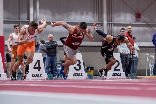 OU T&F Big12 Indoor 02/23-24/18