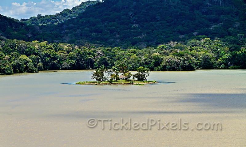 One Hut Island