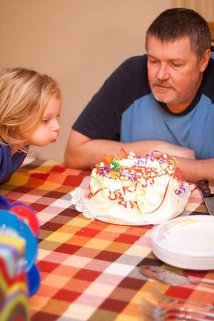 Dad's Birthday 2011