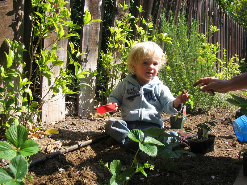 Nonno and Connor Plant Garden 011.jpg