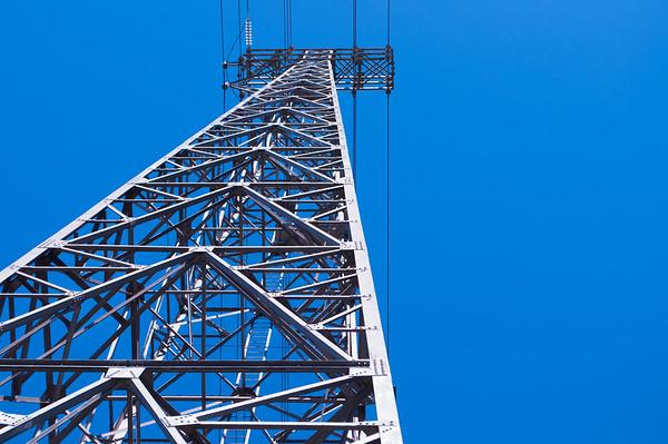 High-Voltage Tower Study