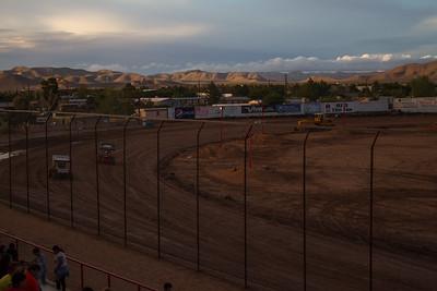 El Paso Speedway Park - July, 2012