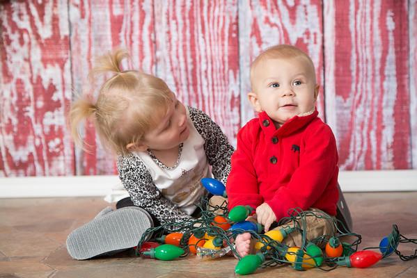 Gianna & Maks Christmas
