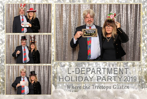 L-Department Holiday Party 2019