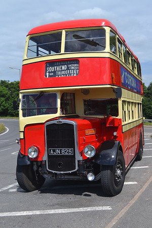 London Transport Museum Acton Depot (June 2017)