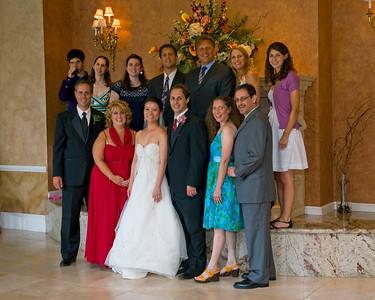 Ariane and Ben's Wedding, August 22, 2009, Part 2