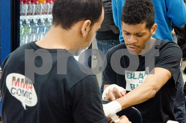 May 11 2013 - Aggressive Combat Championships 2 Bronx, NY