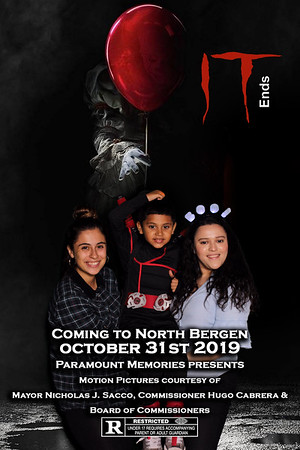 North Bergen 2019 Halloween Event hosted by the Recreational Dept.
