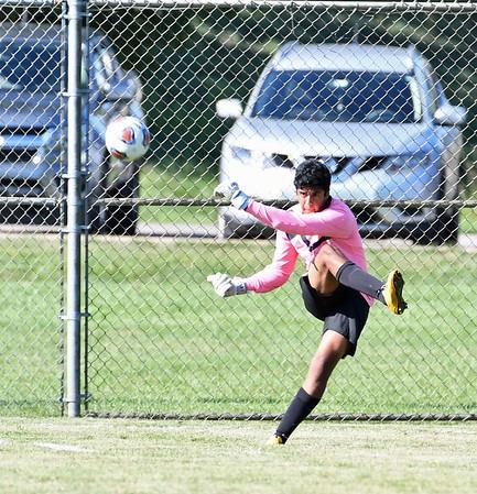 Boys JV Soccer v Guerin (8/20/2020)