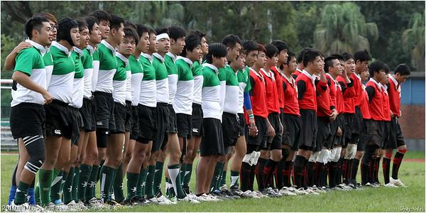 2010年台灣大學與成功大學交流賽(NTU - NCKU Competition)