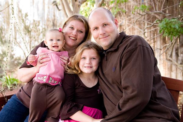 Burrows Family - November 26, 2008