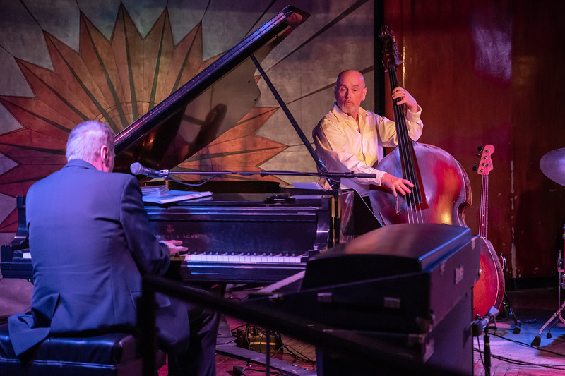 2019 April 5, Bill Heid Trio, Detroit: Joe Alcodray