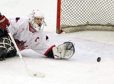 Salem vs Lowell Boy's Hockey Senior Night