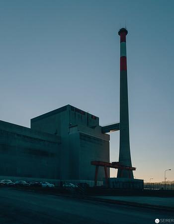 2019-03-22 Atomkraftwerk Zwentendorf