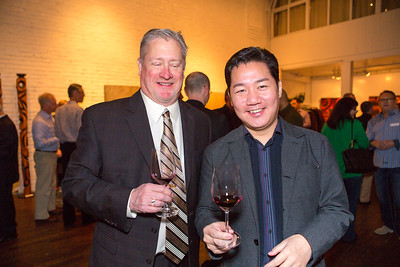 Seattle Men's / Women's Chorus Wine Reception 2015/03/07