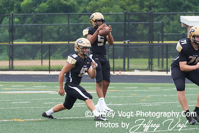 9-01-2018 Walter Johnson HS vs Poolesville HS Varsity Football at Gaithersburg HS, Photos by Jeffrey Vogt Photography