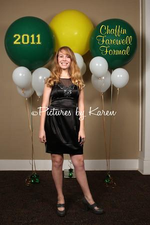 Chaffin Freshman Formal 2011