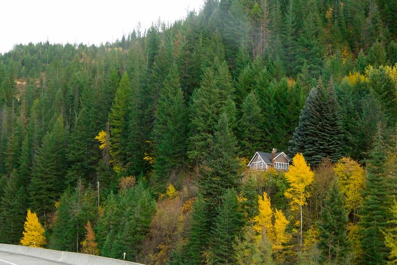 Cute House In Idaho Panhandle