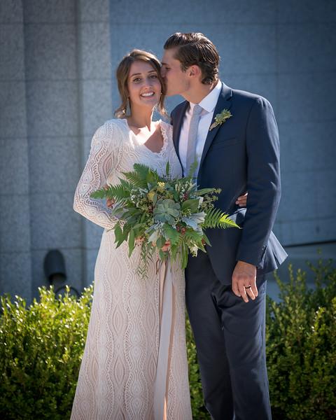 Sam and Gabby Wedding