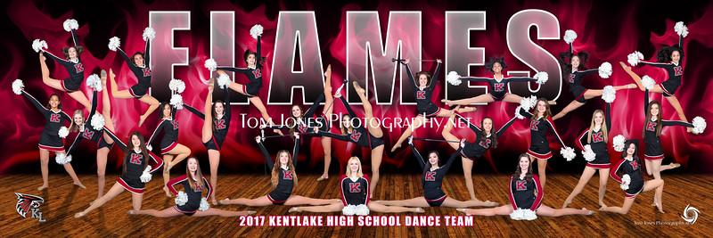 2017 Kentlake Dance Team