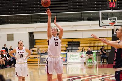 2014-01-20 Women's Basketball v Dixie State