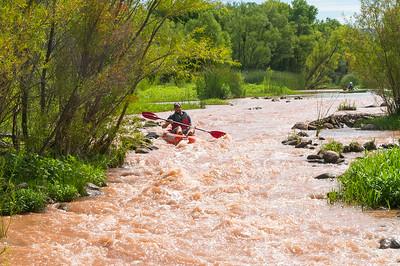 7/29/17 VRI Kayak Trip