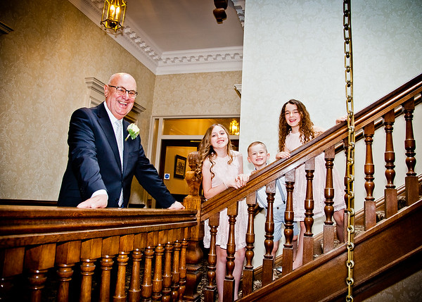 Adam & Jessica Wedding at Crathorne Hall