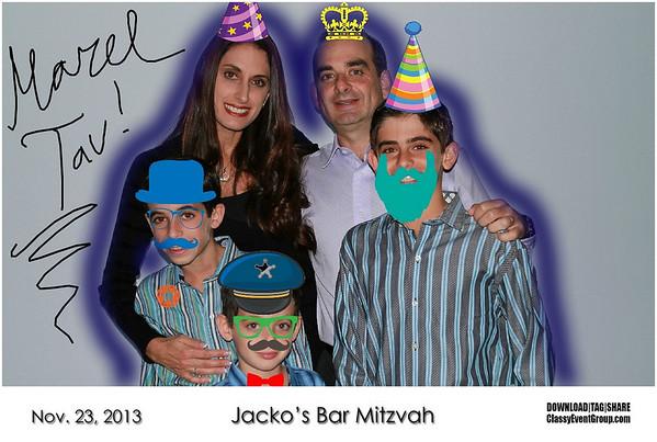2013-11-23 Jacko's Bar Mitzvah