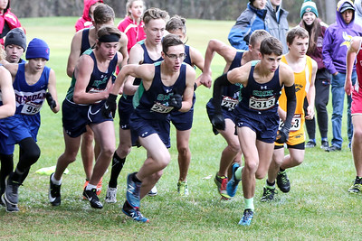 Section 7A Cross Country Meet