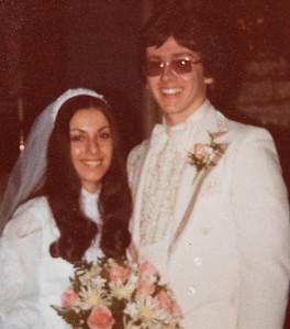 Chrissy & Scott McCarthy 1978