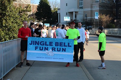 Jingle Bell Fun Run - 12.9.2015