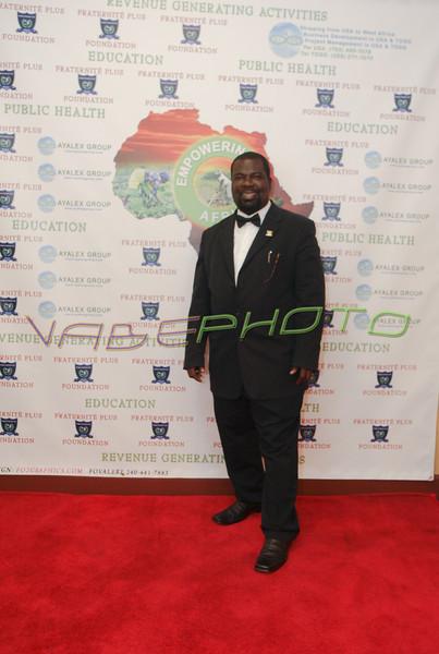 Fraternite Plus December 29, 2012 Red Carpet Gala