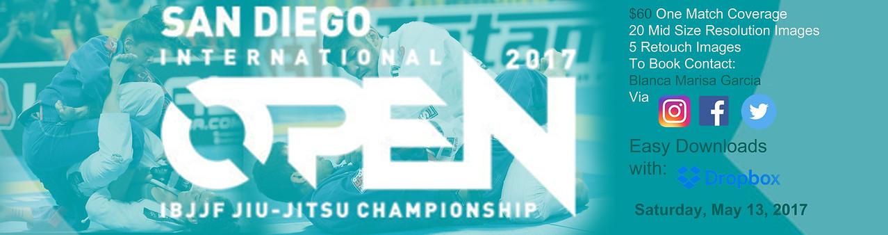 2017 IBJJF San Diego Open