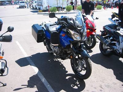 Scottsdale BMW Grand Opening Sept. '04
