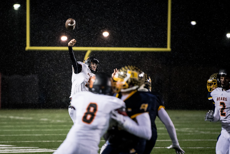 WBL Football Varsity -V- Prior Lake, Playoff