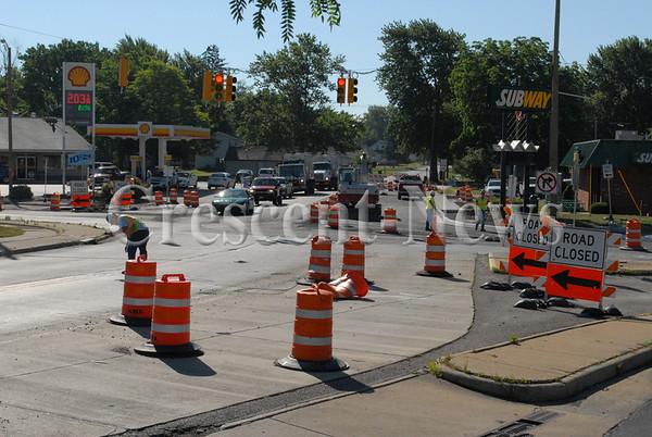06-21-16 NEWS south clinton road work