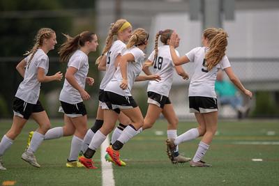 SVHS Girl's Soccer vs Freedom
