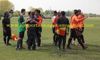 ILFL CHALLENGE CUP FINAL 2013