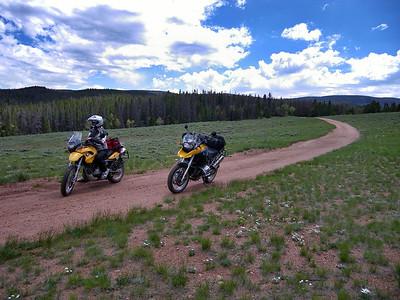 6-4-13 Sand Creek Ride