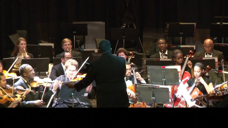 Symphonie XI No. 2 in D major,  Le Chavalier de Saint George