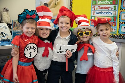 Dr. Seuss Day 2020