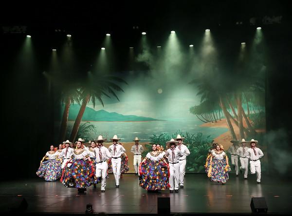 La Joya ISD Mariachi and Folklorico Spring Concert 2020