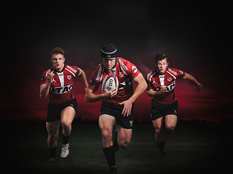 University of Utah Fall 2018 Rugby Sevens Promos