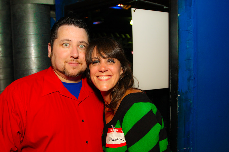 @Photo (me) And @LauraStirling GDGT SF at the DNA Lounge