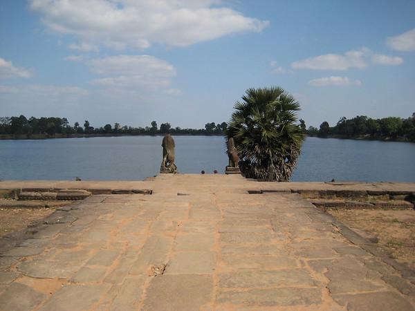 Sra Srang (Angkor Wat Temple Complex)