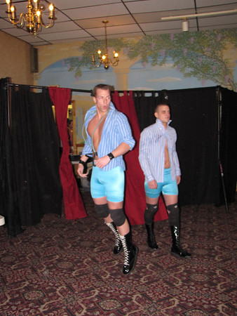 """Northeast Championship Wrestling """"Silence The Violence VIII""""  March 27, 2009"""