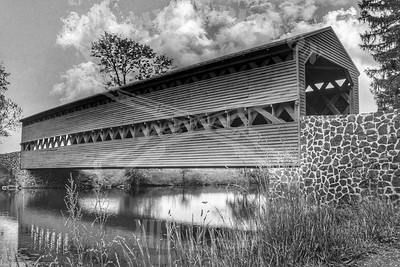Sachs Covered bridge, Gettysburg PA