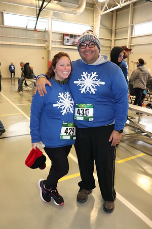 Frosty Footrace 5K 2019